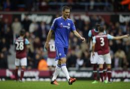 """Anglijoje - eilinė """"Chelsea"""" nesėkmė bei """"Arsenal"""" pergalė prieš """"Everton"""" (VIDEO)"""