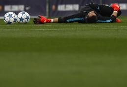 """UČL apžvalga: """"Arsenal"""" sieks sustabdyti bavarus, """"Roma"""" - pirmosios pergalės (FOTO)"""