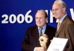 Vokietija sulaukė kaltinimų nusipirkus 2006 m. pasaulio čempionato organizavimo teisę