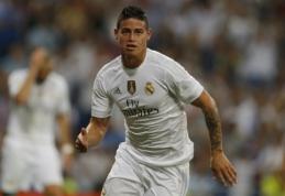 J.Rodriguezas: nežinau, kas vyksta tarp S.Ramoso ir R.Benitezo