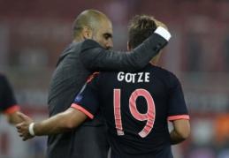 """M. Gotze: galimybė palikti """"Bayern"""" manęs nedomina"""