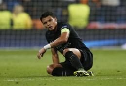 T. Silva planuoja karjerą užbaigti PSG klube