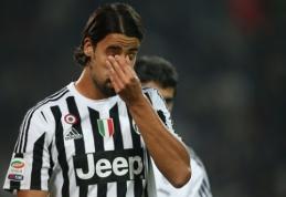 """Juventus"" raktas į atgimimą - Sami Khedira (straipsnis)"