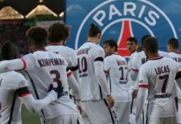 """Prancūzijoje pergalėmis džiaugėsi PSG ir """"Monaco"""""""