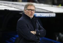 L. Blancas patvirtino vedantis derybas dėl naujo kontrakto su PSG