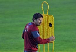 """A.Conte prieš draugiškas rungtynes: """"Turėtume iš belgų imti pavyzdį"""""""