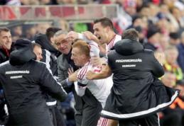 Vengrija - viena koja Europos čempionate (VIDEO)
