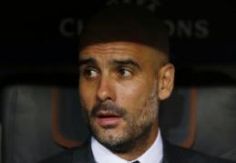 """Anglijos žiniasklaida: """"Bayern"""" sieks išlaikyti P. Guardiolą"""