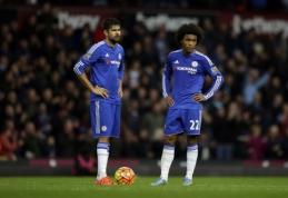 """""""Chelsea"""" ir """"West Ham"""" klubai susilaukė baudų"""