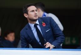 W. Gallas: F. Lampardas – pavojuje, nes išleido 250 milijonų
