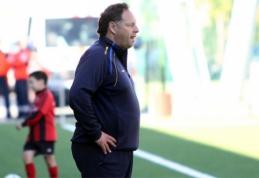 K. Sarsanija: sezonui rengtis pradėsime sausio 11-ąją
