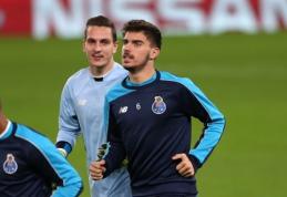 """R. Nevesas žiemą niekur nesikels - žaidėjas nori likti """"Porto"""" klube"""