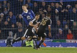 """Rezultatyvioje dvikovoje prieš """"Premier"""" lygos lyderius krito ir """"Everton"""" (VIDEO)"""