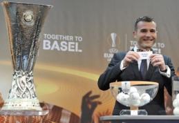 """Europos lygos burtai: """"Tottenham"""" kausis su """"Fiorentina"""", """"Borussia"""" teko """"Porto"""" iššūkis"""