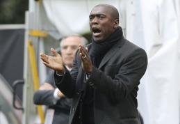 C. Seedorfo trenerio karjera gali pasukti į Braziliją