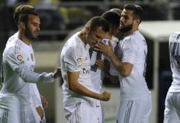 """Skandalas Ispanijoje: """"Real"""" klubas dėl savo žioplumo bus išmestas iš Karaliaus taurės turnyro"""