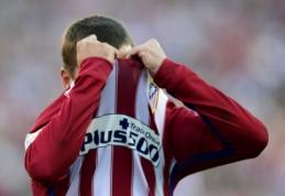 """C. Bravo: Griezmannas galėtų atstovauti """"Barcai"""""""