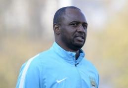 """P. Vieira: """"Man City"""" turi puikius šansus triumfuoti Čempionų lygoje"""