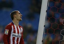 """Sausio 15 d. transferai ir gandai: A. Griezmannas sulauks naujo kontrakto, """"Man City"""" ruošiasi permainoms"""