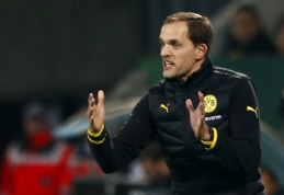 """""""Borussia"""" sausį bandys įsigyti atakuojantį žaidėją"""