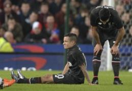 """P. Coutinho praleis dvikovas su """"Arsenal"""" bei """"Man United"""""""