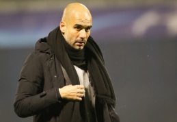 """J. Guardiola patvirtino, kad po sezono sparnus kels į """"Premier"""" lygą"""