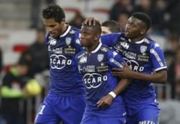 """""""Nice"""" nusileido """"Bastia"""" ir gali prarasti trečiąją poziciją (VIDEO)"""