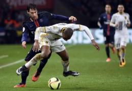 """""""Lille"""" pagaliau atėmė taškus iš PSG, """"Nantes"""" pakilo į penktąją vietą"""