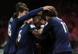 """PSG Prancūzijos taurėje sutriuškino """"Lyon"""", """"Saint-Etienne"""" įveikė """"Troyes"""""""