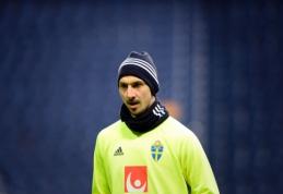 Z. Ibrahimovičius: šią vasarą galiu tiesiog pabaigti savo karjerą
