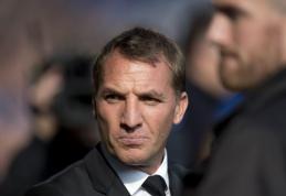 """Spauda: B. Rodgersas kitą sezoną grįš į """"Swansea City"""""""