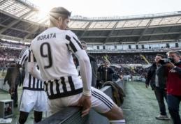 """""""Juventus"""" ir """"Napoli"""" laimėjo, """"Fiorentina"""" ir """"Milan"""" prarado taškus (VIDEO)"""