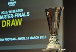 """Europos lygoje svajonių finalo nebus - """"Borussia"""" ir """"Liverpool"""" kausis jau ketvirtfinalyje"""