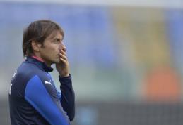A. Conte patvirtino, kad po 2016 metų Europos čempionato grįš į klubinį futbolą