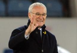 C. Ranieri: kova dėl titulo dar toli gražu nebaigta