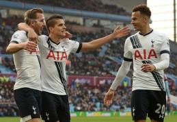 """D. Alli ir H. Kane'o vedama """"Tottenham"""" šventė svarbią pergalę """"Premier"""" lygoje (VIDEO)"""