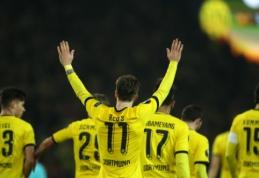 """Europos lyga: """"Borussia"""" sutriuškino """"Tottenham"""", """"Liverpool"""" įveikė """"Man United"""" (VIDEO)"""