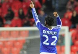 """""""Juventus"""" akiratyje atsidūrė anglų klubus dominantis M. Batshuayi"""