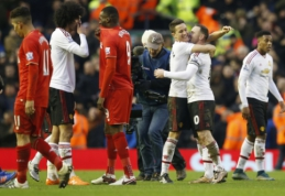 """Pasikeitė """"Man United"""" ir """"Liverpool"""" dvikovos laikas"""