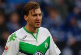 """Wolfsburg"" nutraukė N. Bendtnerio sutartį"