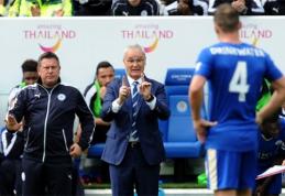 """C.Ranieri paprašė M.Pochettino: """"Palūkėk dar vienerius metus"""""""
