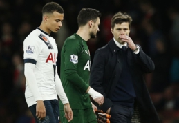 "H. Llorisas: M. Pochettino pakeitė ""Tottenham"""