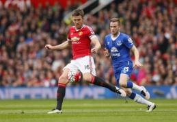 """FA taurės pusfinalis: """"Everton"""" - """"Manchester United"""" (apžvalga)"""