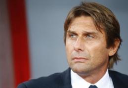 "Oficialu: A. Conte nuo kito sezono treniruos ""Chelsea"""