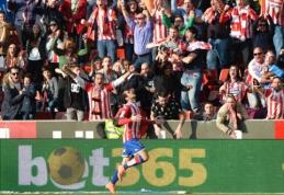Sekmadienį vakare Ispanijos pirmenybės pasiekė finišo tiesiąją (VIDEO)