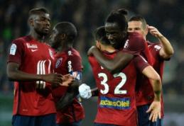 """""""Ligue 1"""" finišas: vietas Europos lygoje iškovojo """"Nice"""" bei """"Lille"""" (VIDEO)"""