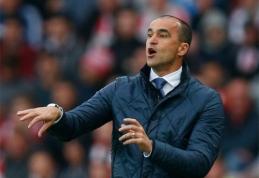 """Oficialu: """"Everton"""" parodė duris R.Martinezui"""