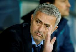 Indonezijos užmojis: rinktinės treneriu mato J. Mourinho