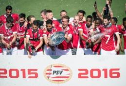 "Dramatiškame ""Eredivisie"" sezono finiše  - PSV triumfas (VIDEO)"