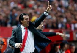"""U.Emery: """"Liverpool"""" norės laimėti dėl daugybės priežasčių"""